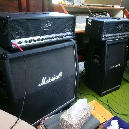 Image of Marshall amp