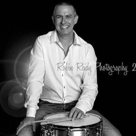 Brett Newman_Drummer